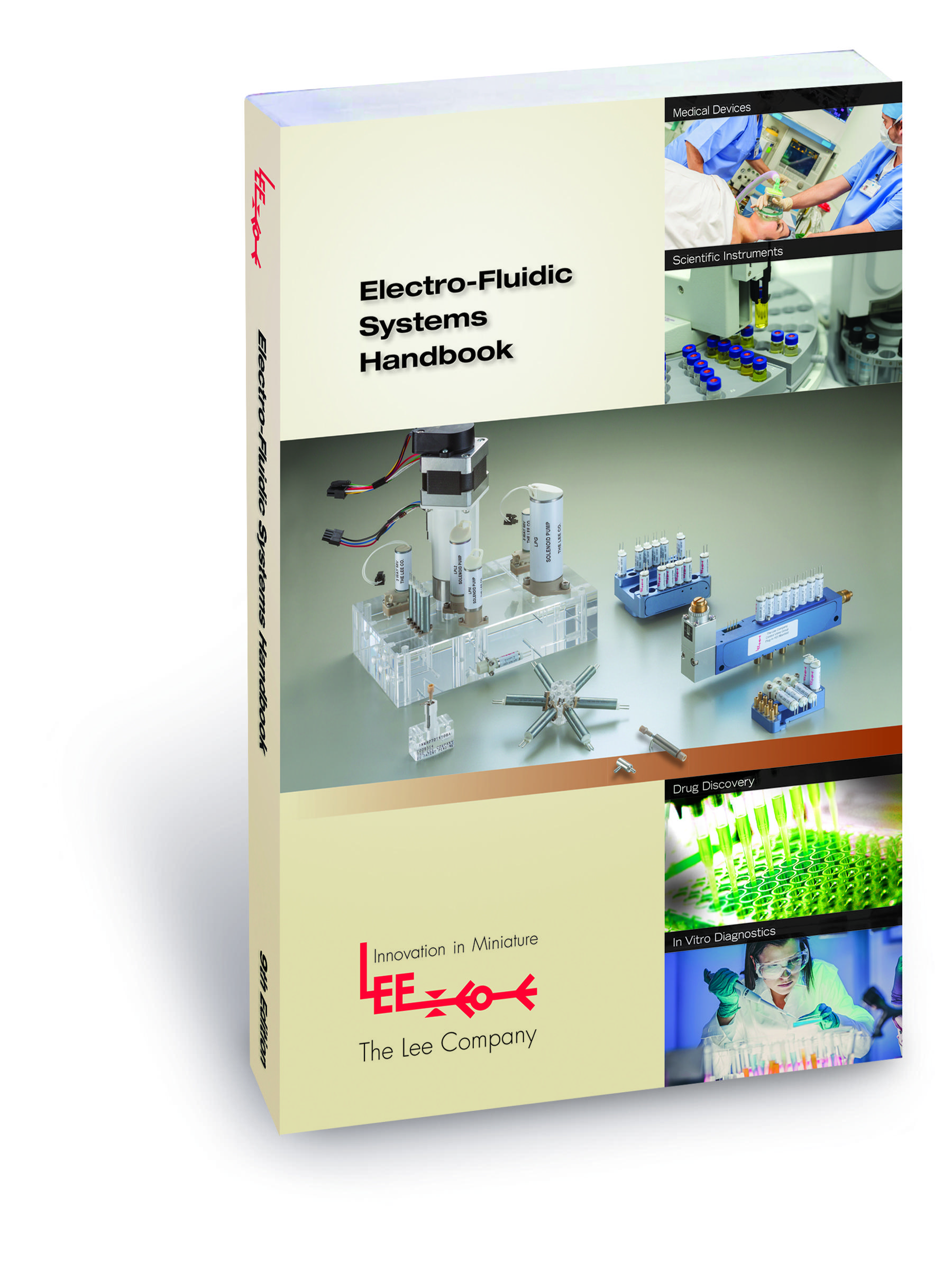 Electro-Fluidic Systems Handbook: 9th Edition