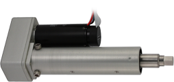 Series B1: Small, Lightweight,  but still Powerful Linear Actuator