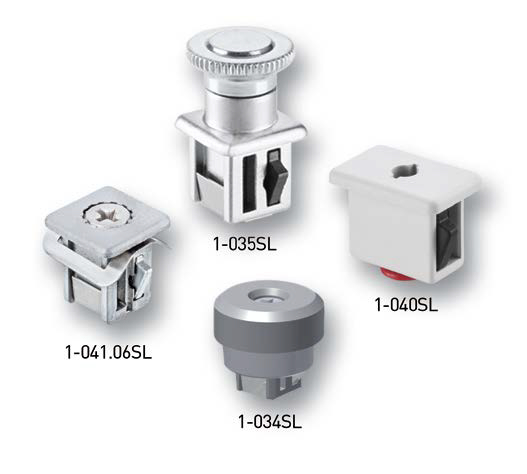 New SNAP-LINE Fasteners Include Captive Fastener