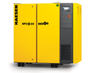 Kaeser Launches New Variable Speed Drive Compressor—The SFC 22