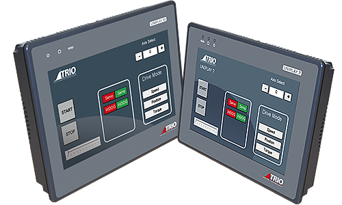 Complete Machine Control From Trio Motion…