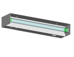 "NOW INTRODUCING A 24VDC 18"" LED LIGHT FIXTURE"