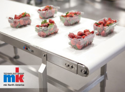 Fruit and Vegetable Conveyor Systems from mk North America