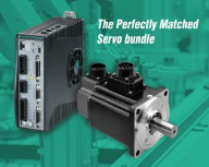 PRO2 SERVO BUNDLE FOR DYNAMIC, DEPENDABLE AND EFFICIENT MOTION SOLUTIONS