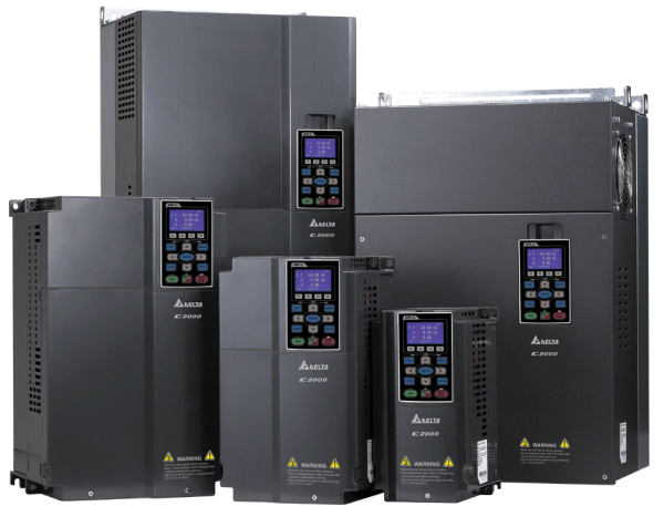 Delta expands and enhances C2000 series VFD