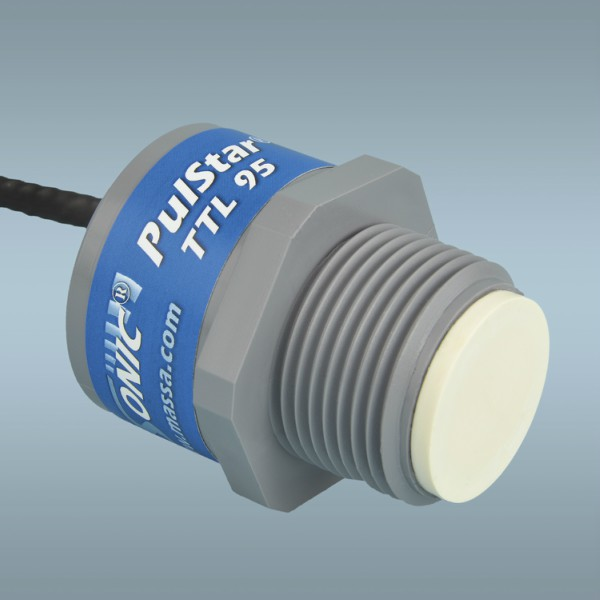 MassaSonic® PulStar® TTL Ultrasonic Sensors – your top rated OEM/Integration sensors when start-up time, control, and low power matter most