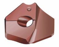 Walter expands its range of Color Select high-speed inserts for cast iron drilling