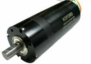 High output 42mm slotless brushless gearmotors