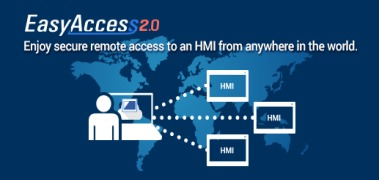 IIoT for HMIs: Maple Systems Launches Easy EasyAccess 2.0