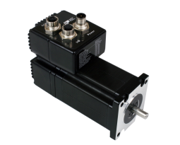 Integrated IP65 Stepper Motors from Applied Motion Products