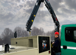 Maple Helps Hiab Simplify Their Crane Operation