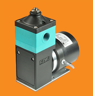 KNF Introduces Powerful, High-Flow Aspiration Pump