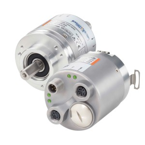 New EtherNet/IP Series of Optical Encoders Deliver Accuracy and Reliability