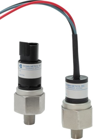 New Diaphragm-Operated Pressure Switches For Tough Environments
