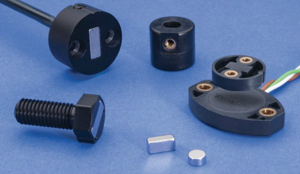 Z-Series Magnetic Marker Types For Angle Sensor Applications