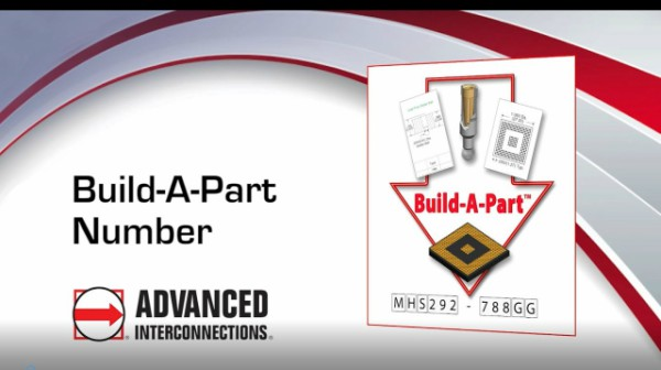 New Video Showcases Online Build-A-Part™