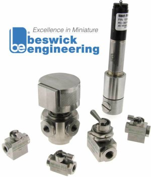 Miniature Ball Valves