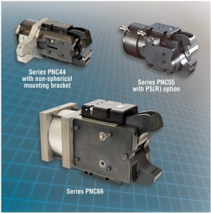 PHD Releases Series PNC Pneumatic Identification Stamping Clamps
