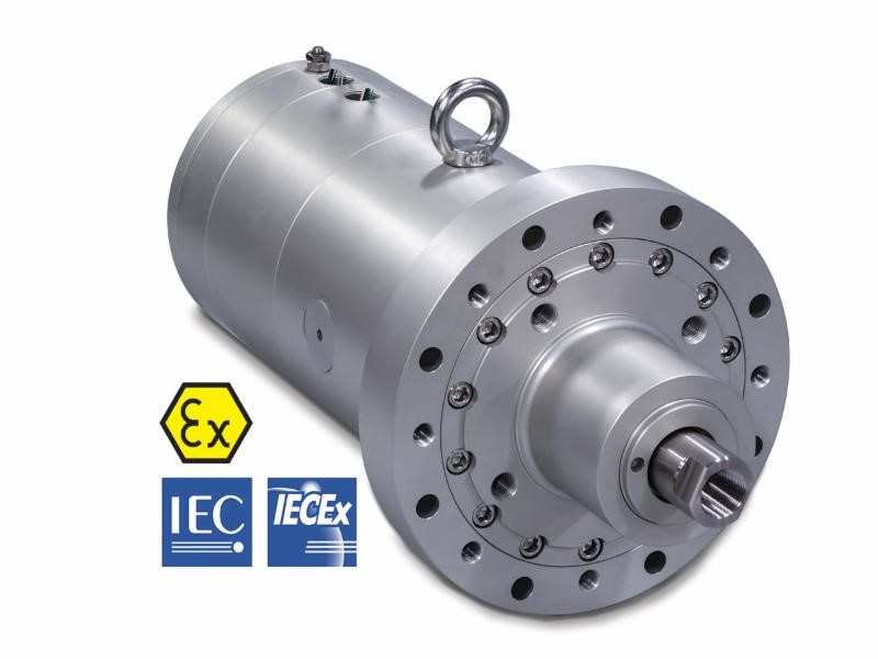The new Tolomatic ServoChoke® SVC electric choke valve actuator meets the need for extreme precision and reliability and can replace conventional hydraulic or electric jackscrew-type choke valve operators.