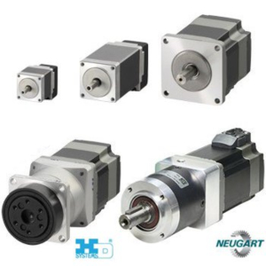 New 28 mm (1.10 in) Planetary and Harmonic Gearheads Arrives for DC Input αSTEP AZ Series Stepper Motors