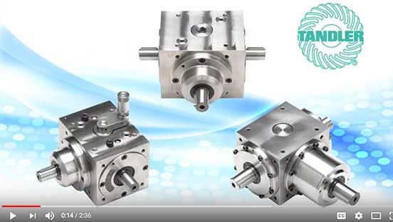 High Performance Spiral Bevel Gearboxes