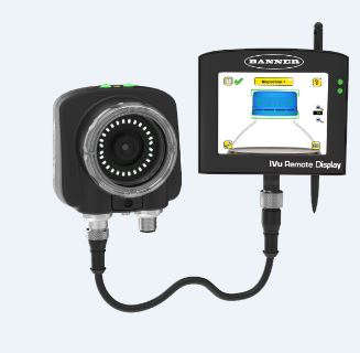 BANNER ENGINEERING INTRODUCES NEW VISION SENSORS FOR RELIABLE COLOR INSPECTIONS