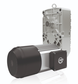 New Hoist Drive Unit GHX125 for Industrial Cranes Going into Production