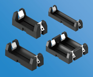 New, Keystone High-Performance, Easy-Solder, Battery Holders