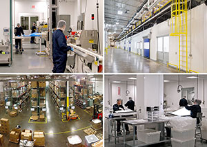 NewAge® Industries Completes Plant Expansion for Additional Clean Rooms