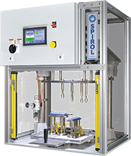 SPIROL Announces Product Enhancements to the Model CL Compression Limiter Installation Machine