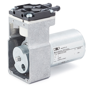 Economical, Compact and Lightweight Vacuum/Pressure Pump for Portable Devices