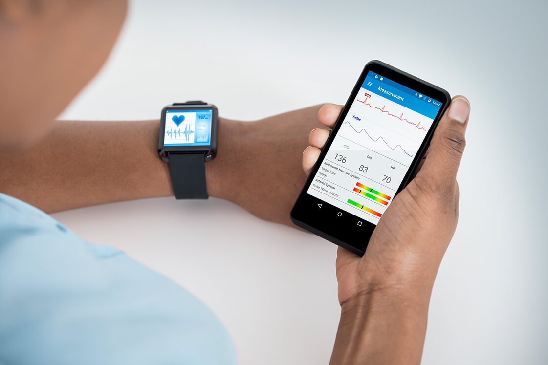 New smart health sensor from ams brings medical-grade* cardiovascular monitoring capability to mobile consumer devices