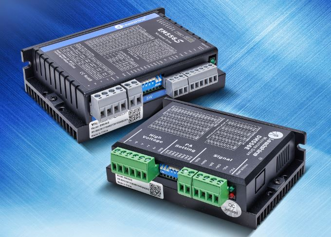 Leadshine 2-phase Digital Stepper Drives from AutomationDirect