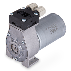 KNF Launches New Compact High-flow Swing Piston Pump