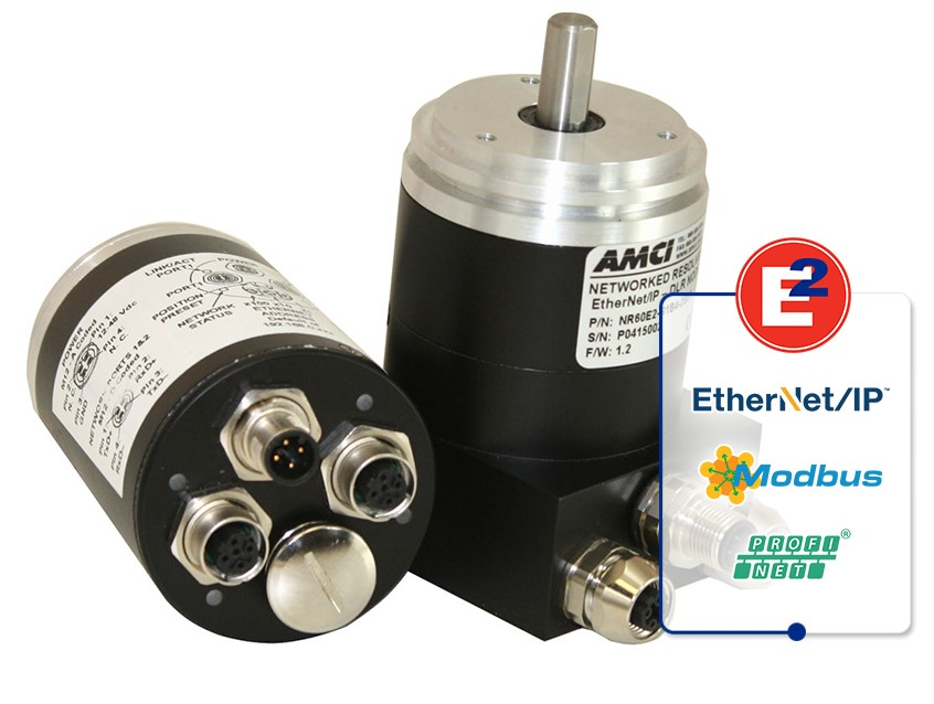 Networked Rotary Encoders Boast New Features