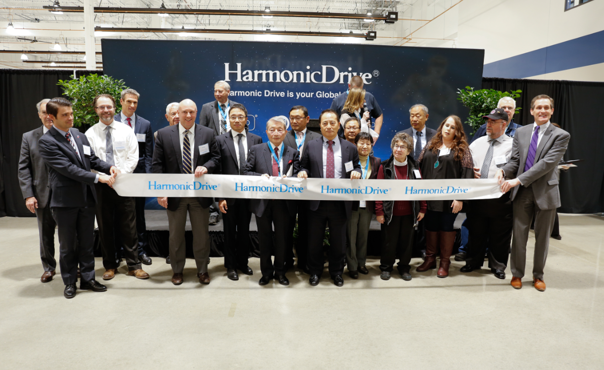Harmonic Drive LLC opens new US Headquarters in Beverly, MA
