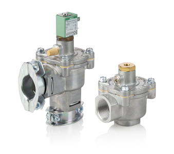 Emerson's New Pulse Valve Delivers Higher Peak Pressure for Longer Bag, Filter Lifespan and Reduced Maintenance In Reverse-Jet Dust Collector Systems