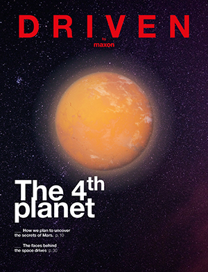 «driven» takes a look at the fourth planet