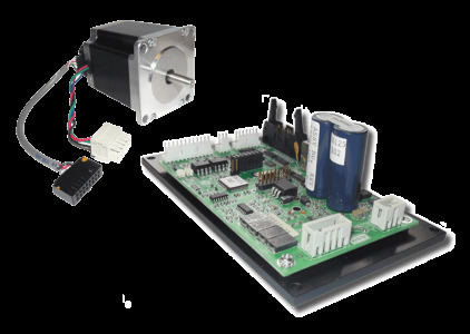 Luminary Stepper Motors and Drives