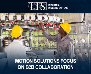 Motion Solutions Focus on B2B Collaboration