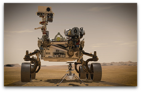 Swiss precision motors handle the valuable Mars soil samples