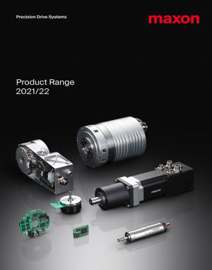 Now available: new DRIVEN magazine and maxon's product catalog