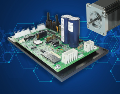 Luminary Stepper Drives Designed for OEMS