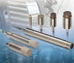 Inductive (Eddy Current) Displacement Sensors