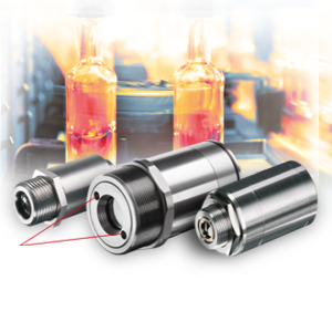 Infrared sensors & pyrometers for precise temperature measurement