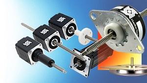Stepper Motor Linear Actuators