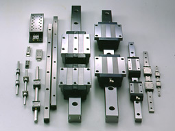 Linear Motion Rolling Guide Series
