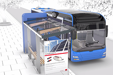 Automatic Power Charger - New  Bus Charging Concept
