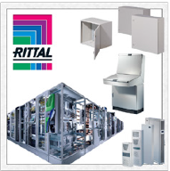 Rittal is the leading enclosure manufacturer in the world.
