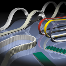 High Precision Polyurethane Timing Belts